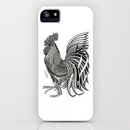Moa.. Manu iPhone Case