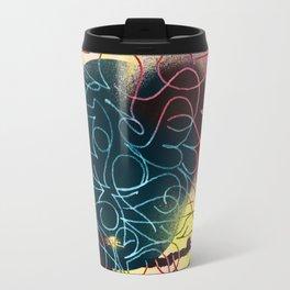 GraffitiAlphabet Travel Mug