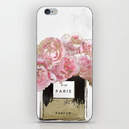 Pink Scented iPhone Skin