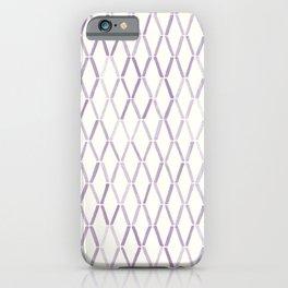 Basic   Kite Lavander iPhone Case