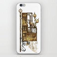 Curiosities iPhone & iPod Skin