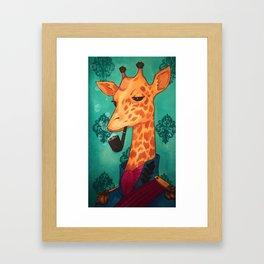 Colonel Bashar Murray Framed Art Print