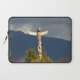 Totem Pole Laptop Sleeve