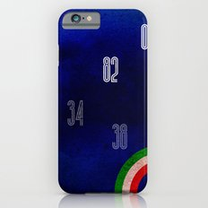 Italy World Cup Slim Case iPhone 6s