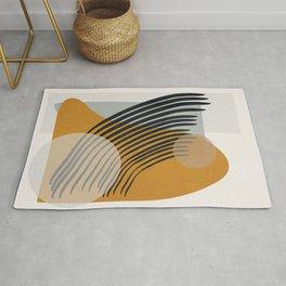 Abstract Shapes 33 Rug