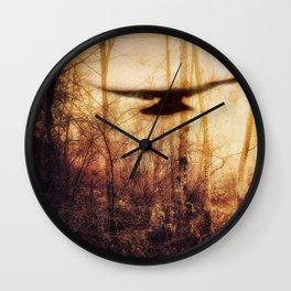 Light and Dark Wall Clock