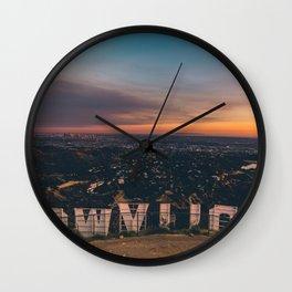 Show Your Teeth Wall Clock