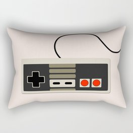 Old School Nintendo Rectangular Pillow