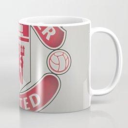 Manchester United Coffee Mug