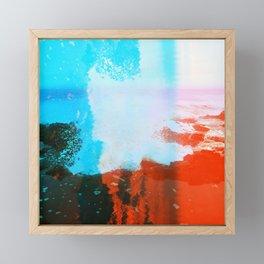 High Tide Framed Mini Art Print