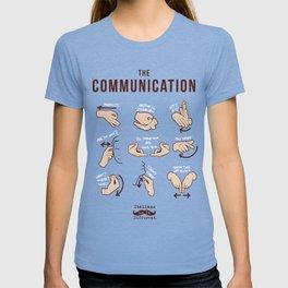 Italians Do It Different - The Communication T-shirt