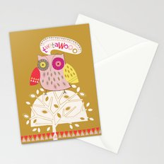 Twitawoo Stationery Cards