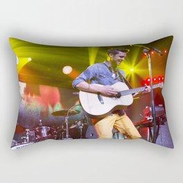 Andrew Allen Rectangular Pillow