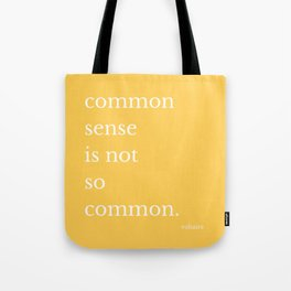 Words to Remember Tote Bag