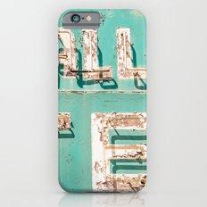 Valley Tel Slim Case iPhone 6s