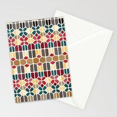 Budapest Voronoi Stationery Cards
