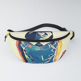 Dust 3 Fanny Pack