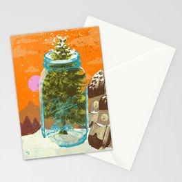 MASON TREE Stationery Cards