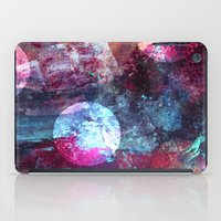night sky iPad Cases featuring Night Sky by Marlidesigns