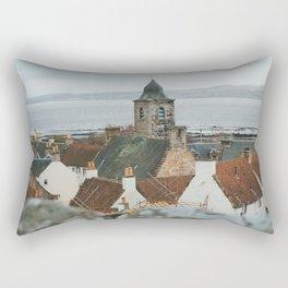 Culross From Above Rectangular Pillow