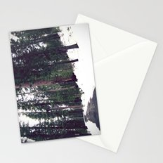 Sequoia Forest Stationery Cards