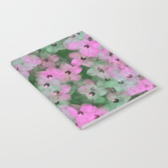 Floral Passion Notebook