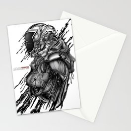 Zikenterror Stationery Cards