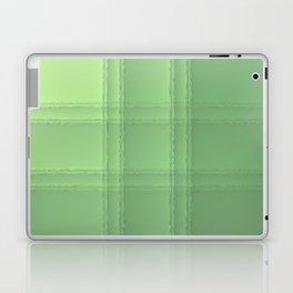 # Green Laptop & iPad Skin