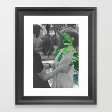 Holy Mother of Nature Framed Art Print