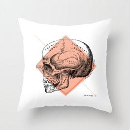 Anatomy Collection | Skull Throw Pillow
