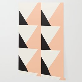 Getting Blocky Dark Wallpaper