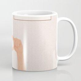 Hand Heart Coffee Mug