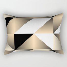 Gold Wrap Rectangular Pillow