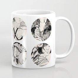 The Mighty Nein Coffee Mug