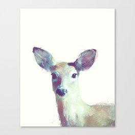Whitetail No. 1 Canvas Print