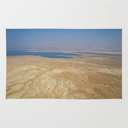 Dead Sea Desert View Rug