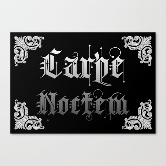 The Noctem Canvas Print