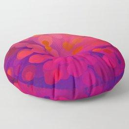 Mulberry Microcosm Floor Pillow