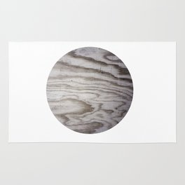 Planet Wood Rug