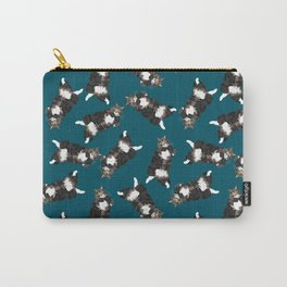 Meatball Pattern Carry-All Pouch