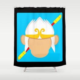 Kaiser Wukong Shower Curtain