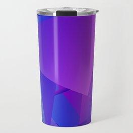 Rhapsody in Blue 3 Travel Mug