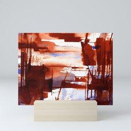 shipyard Mini Art Print