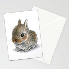 Rabbit 61 Cute bunny Stationery Cards