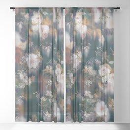 wallpaper, pattern fills, covers, surface, printing, gift wrap, scrapbooking, jigsaws. Seamless pattern Sheer Curtain