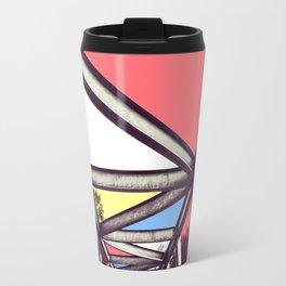 Bridge Mondrian Travel Mug