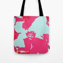 Brazen Bloom Tote Bag