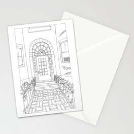 Newbury Street Stationery Cards
