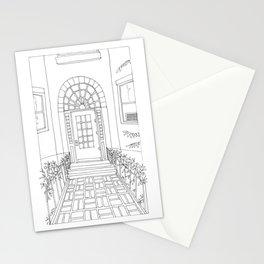 Newbury Street Stationery Cards