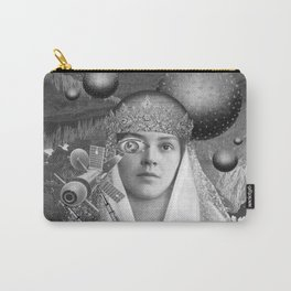 SOMEPLACE IN-BETWEEN Carry-All Pouch